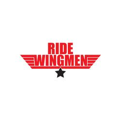 Ride Wingman Logo