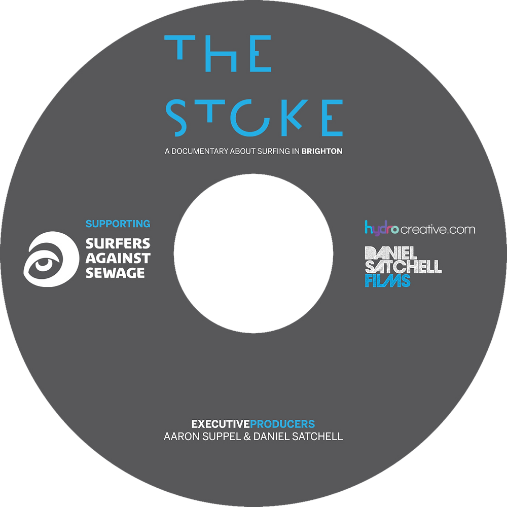 The Stoke DVD Disc