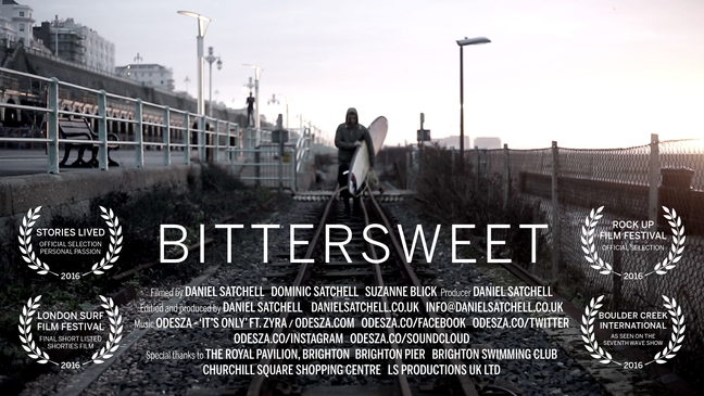 BITTERSWEET | LONDON SURF FILM FESTIVAL SUBMISSION 2016