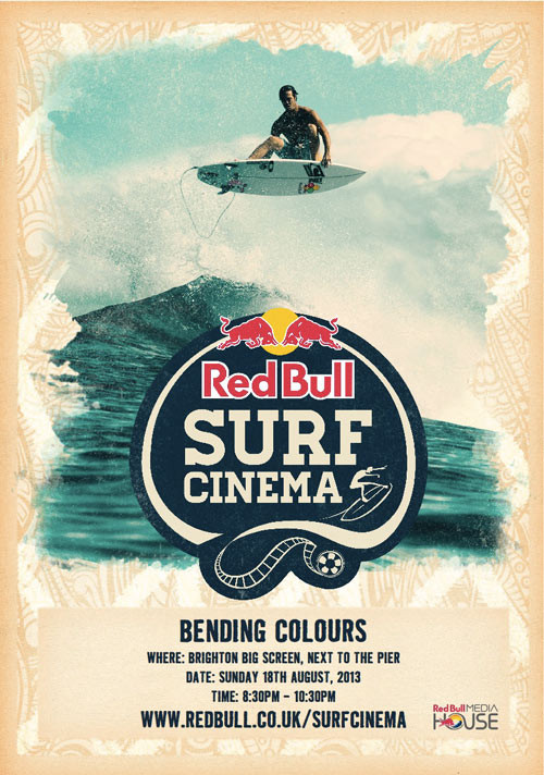 Red Bull Surf Cinema 2013