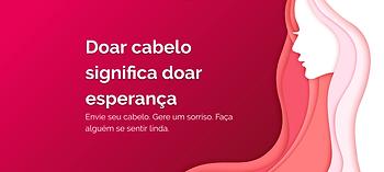 #DoeCabelo