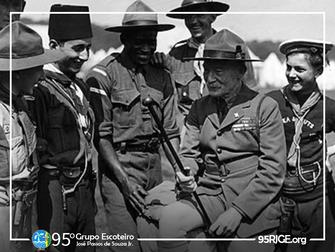 Descubra a vida de Lord Baden-Powell
