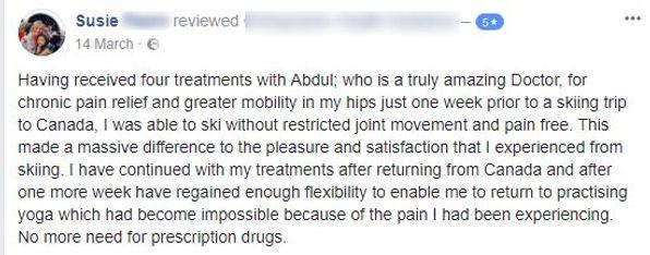 hips pain free flecibility