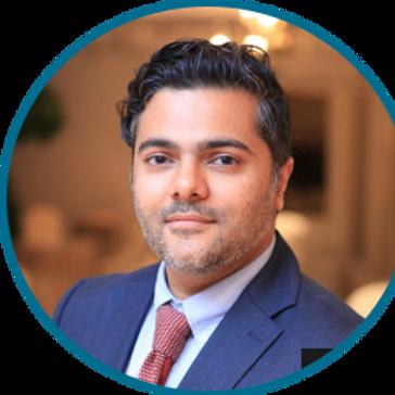 Dr. Sagar S. Parikh-Pain Management Headshot