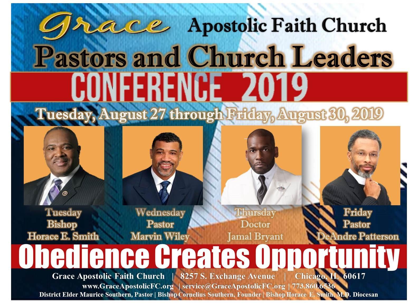 Worshiping At Grace