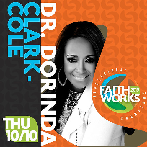 Dorinda Clark.Cole -Relationships