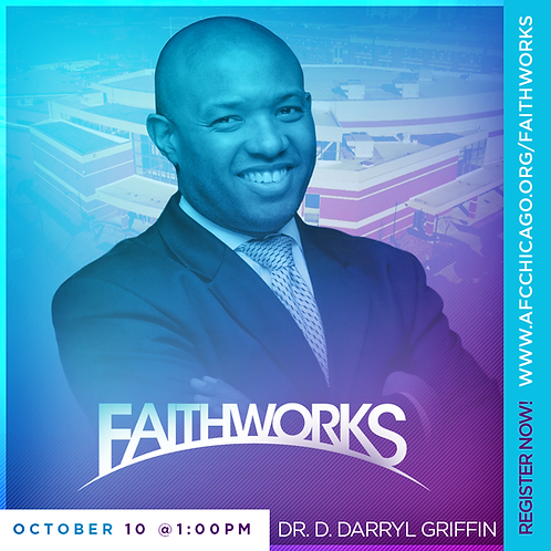 Pastor Darrell Griffin (Stop Sleeping)A