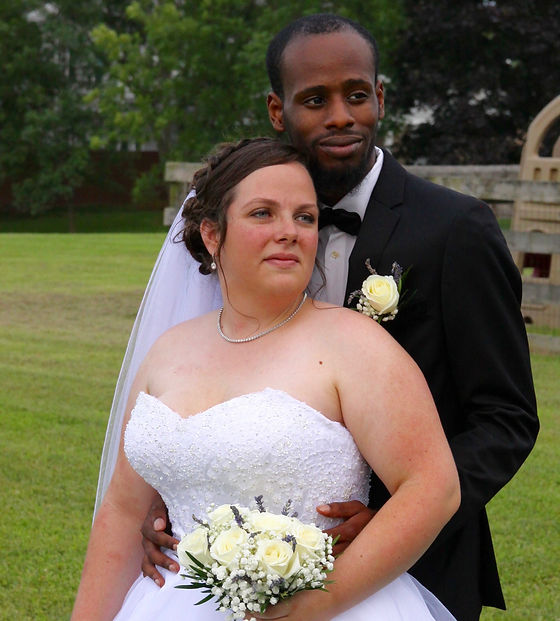 A Beautiful Wedding fit for a King and Queen