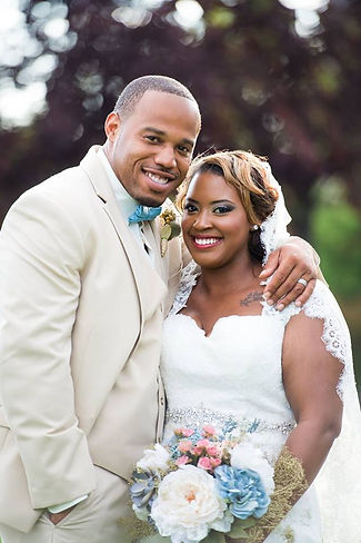 A beautiful wedding planned in WestChester, Ohio