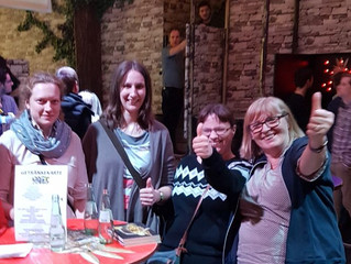 Escape der Room am 17.11.2017