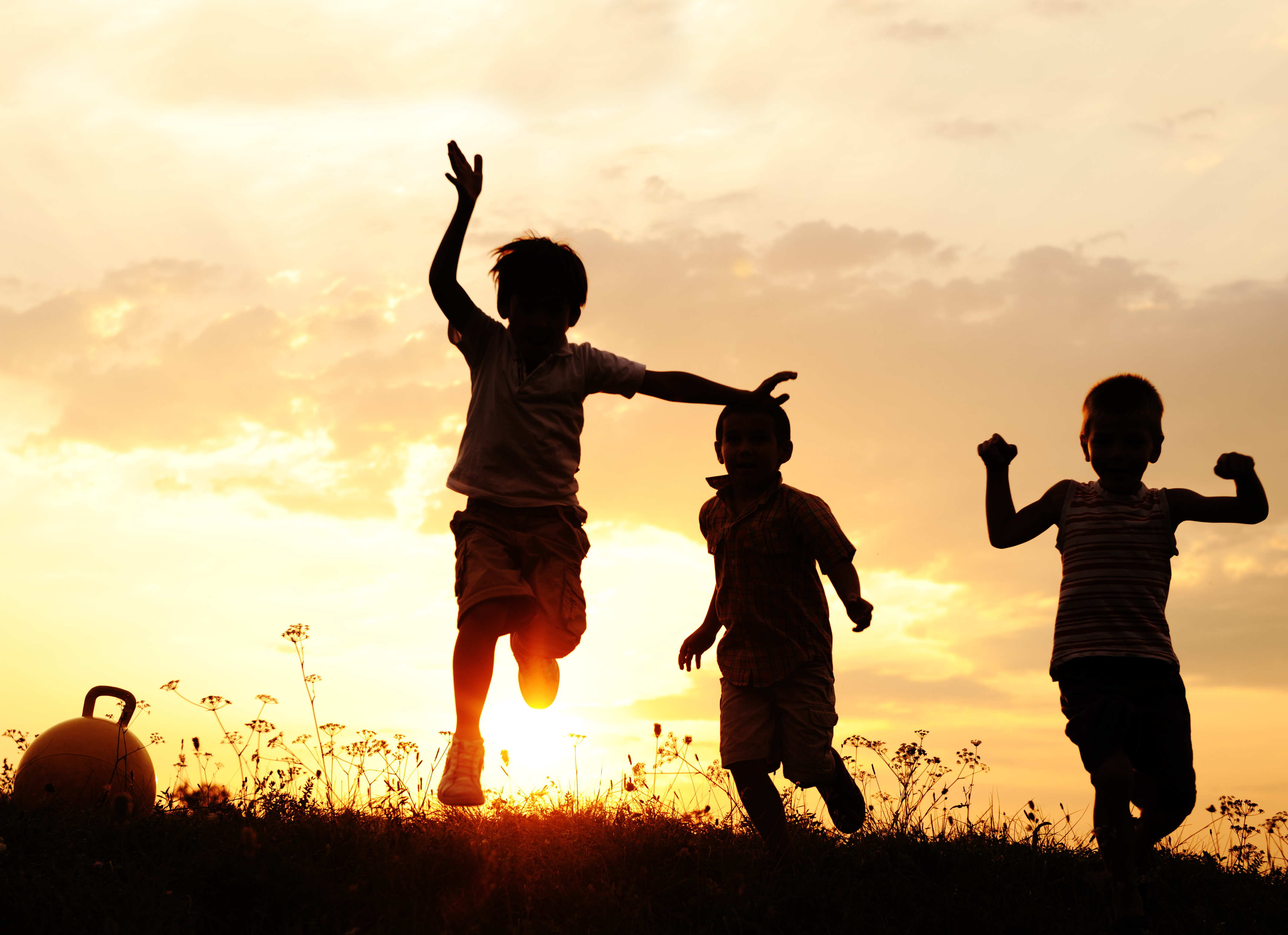 stockfresh_1211530_silhouette-group-of-happy-children-playing-on-meadow-sunset-summertime_sizeXL_9f9