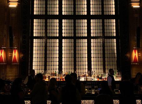 A hidden bar inside Grand Central Terminal