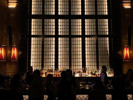 A hidden bar inside Grand Central Terminal