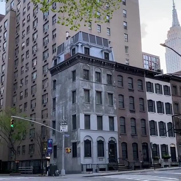 38th Street and Lexington Avenue, Murray Hill, Manhattan, New York