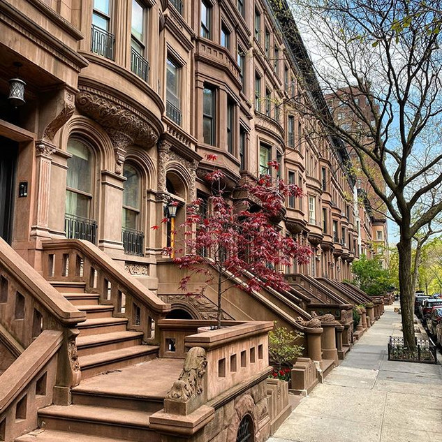 70th Street, between Central Park West and Columbus Ave, Upper West Side, Manhattan, New York
