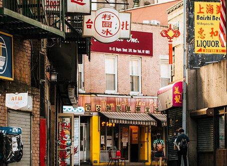 """The """"bloody angle"""" of Chinatown!"""