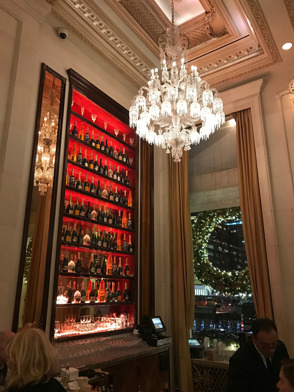 Bar at the Plaza Hotel
