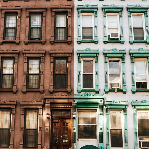 1700 Lexington Avenue, Harlem, Manhattan, New York, June 2020