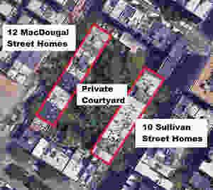 MacDougal Street, Greenwich Village, Manhattan, New York