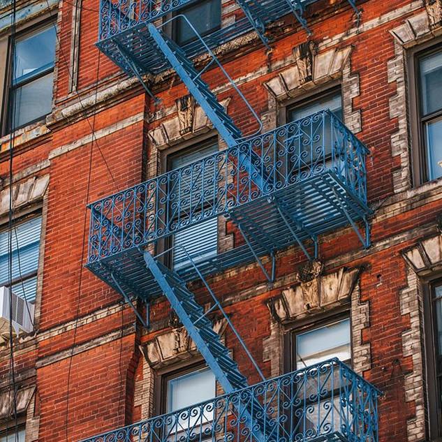 Sullivan Street corner with Spring Street, SoHo, Manhattan, New York, June 2020