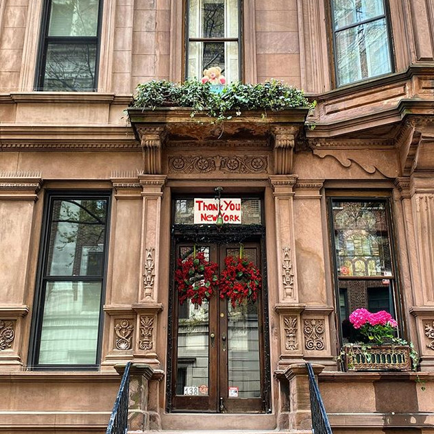 73rd Street, between Columbus Ave and Amsterdam Ave, Upper West Side, Manhattan, New York