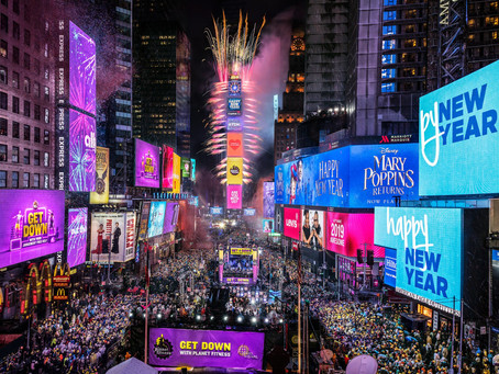 10 things you didn't know about Times Square