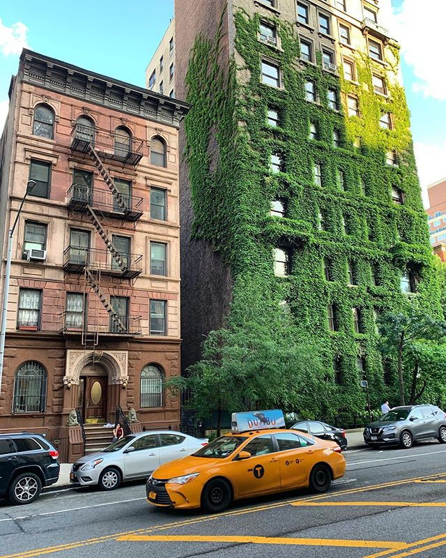 91st Street and West End Avenue, Upper West Side, Manhattan, New York, June 2019
