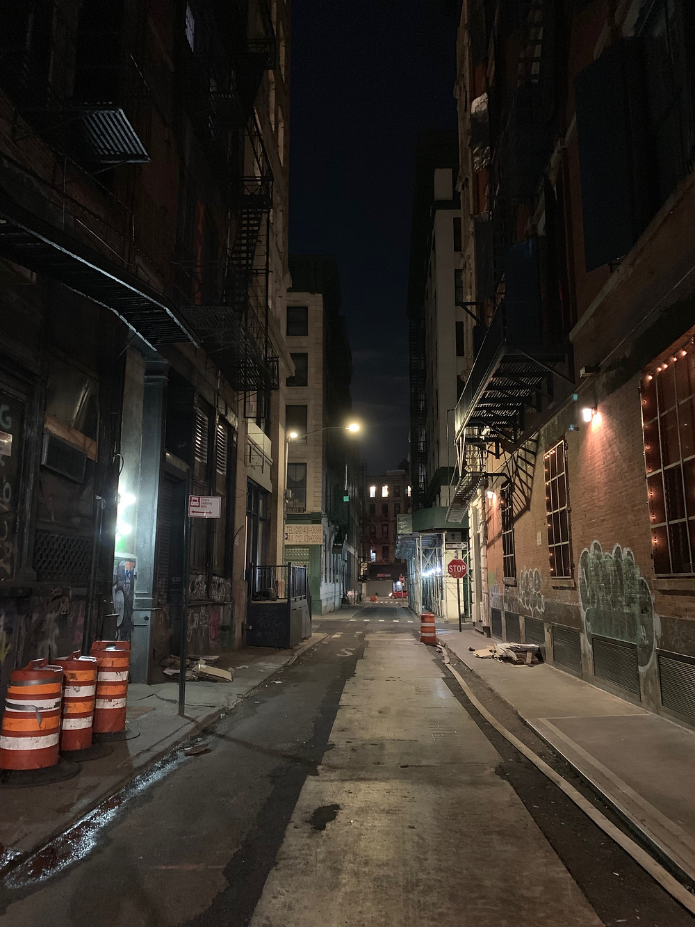 Cortland Alley (not edited photo)