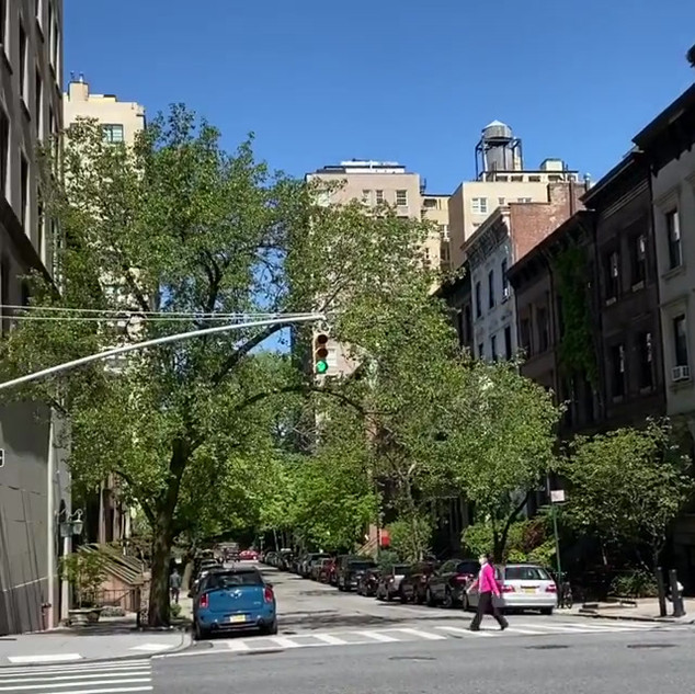Madison Avenue and 93rd Street, Upper East Side, Manhattan, New York