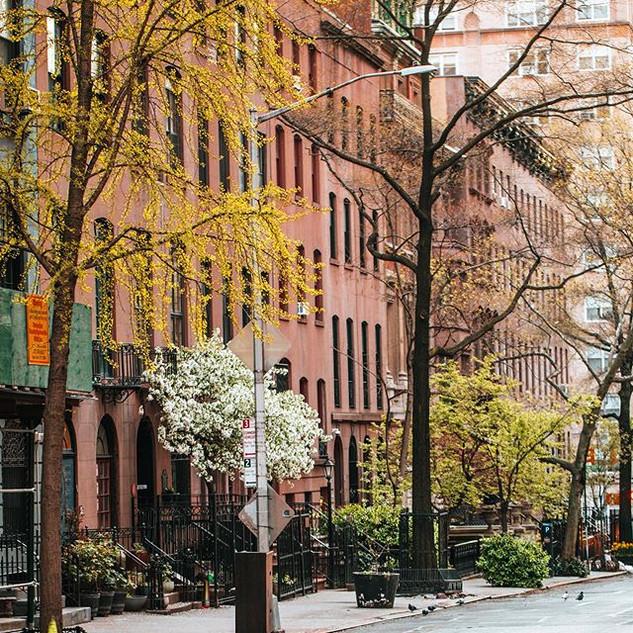 East 36th Street (I think), Murray Hill, Manhattan, New York