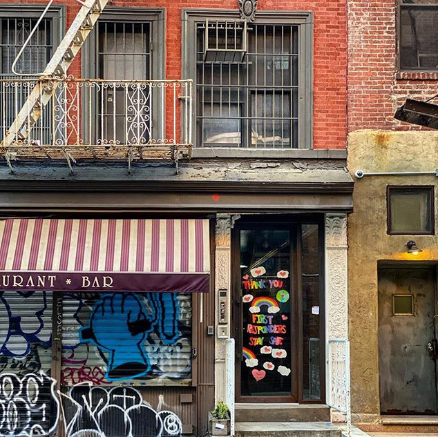 Lower East Side, Manhattan, New York