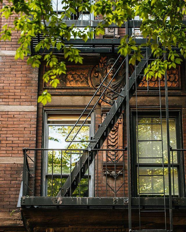 31 Bank Street, West Village, Manhattan, New York, May 2020