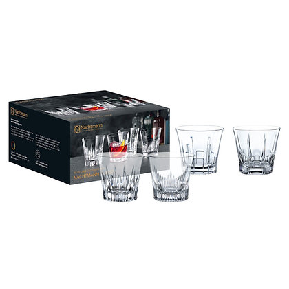 Nachtmann Classix Double Old Fashioned Tumbler Set of 4