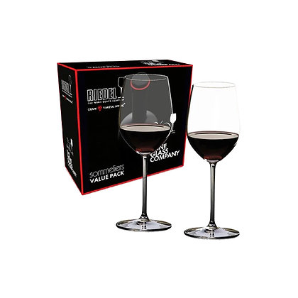Riedel Sommeliers Chablis/Chardonnay Value Pack
