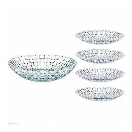 Nachtmann Dancing Stars Bossa Nova Bowl set of 5