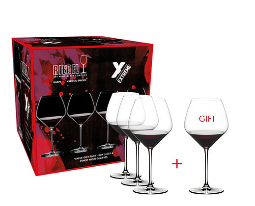 Riedel Extreme Pinot Noir Pay 3 Get 4