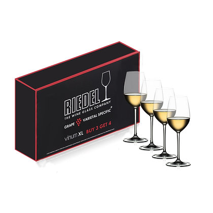 Riedel Vinum XL Riesling Grand Cru Pay 3 and Get 4