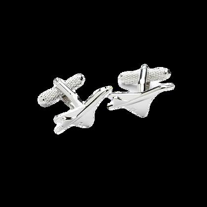 Onyx-Art Cufflinks - Concorde