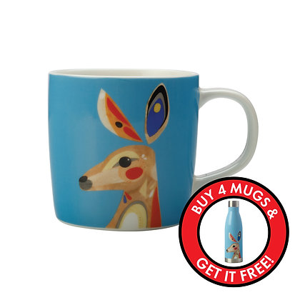 Maxwell & Williams Pete Cromer Mug - Kangaroo