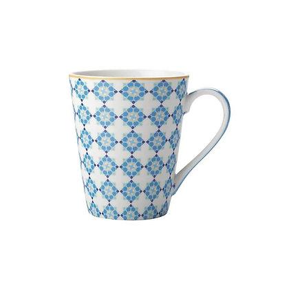 Maxwell & Williams Teas & C's Isfara - Mug 360ML Samarq Blue/Red