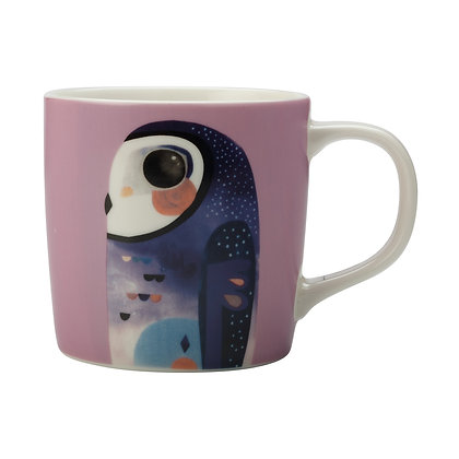 Maxwell & Williams Pete Cromer Mug - Owl