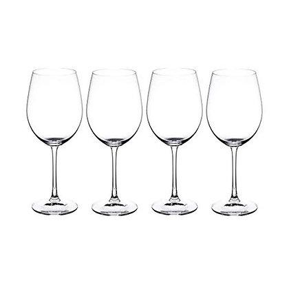 Nachtmann Vivendi Bordeaux Glass Set of 4