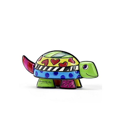 Britto Mini Turtle Figurine