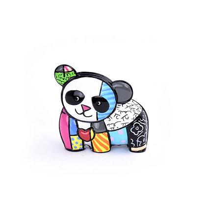 Britto Mini Panda Figurine