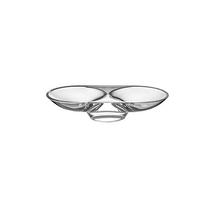 Nude Silhouette Bowl Clear