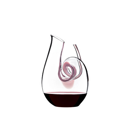 Riedel Decanter Curly Pink Mini