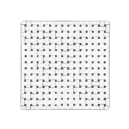 Nachtmann Square Plate 28cm