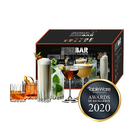 Riedel Bar Experience Set
