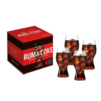 Riedel Rum & Coke Set of 4