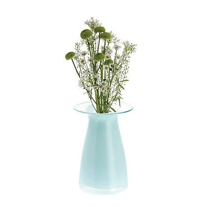 Dartington Juno Mint Green Medium Vase 20.5cm
